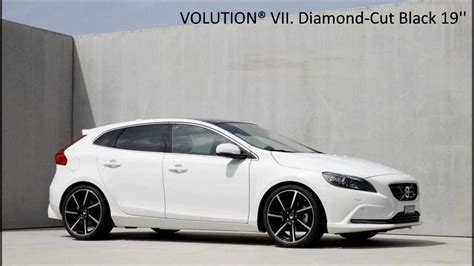 volvo v40 rims heico sportiv volution 174 wheels for your volvo v40