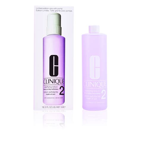 Clinique Clarifying Lotion 2 clinique clarifying lotion 2 jumbo size products perfume