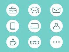 interest activity icons for infographic cv resume by cvitae design icons not for reuse
