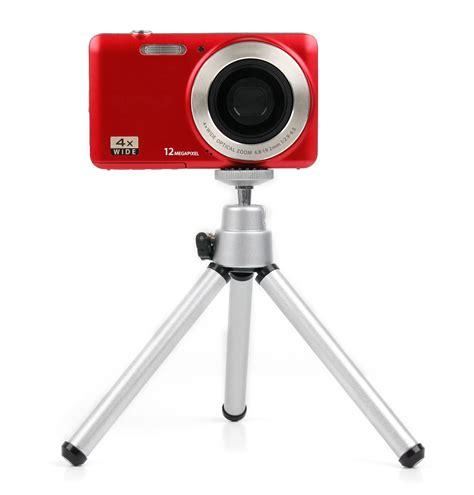 Tripod Kamera Fujifilm tripod dreibein stativ h 246 he verstellbar f 252 r panasonic lumix zs200 tz200 kamera ebay