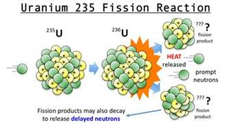 Uranium Protons And Neutrons Let S Consider A Nuclear Reaction With Uranium 235
