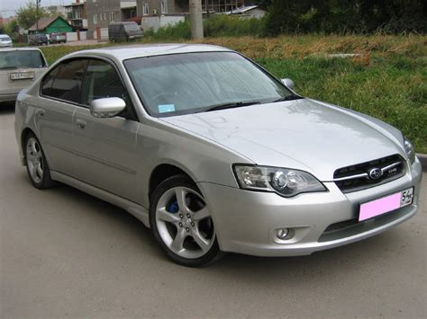 Used 2005 Subaru Legacy B4 Photos 2000cc Gasoline
