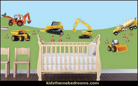 construction bedroom decor construction bedrooms decorating construction trucks