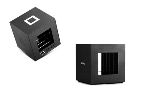 Space Cube Pc Is Fully Functional At 5cm By 5cm by Meet Lenovo G66 Unconventional Mini Pc Using The Rockchip