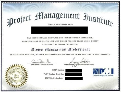 project certificate template what does the pmp certificate look like
