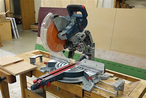 Mesin Potong Aluminium Miter Saw With Sliding Laser 10 Wipro Wp new 12 inch miter saw from bosch finewoodworking