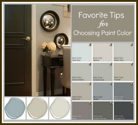 greige colors paint color names