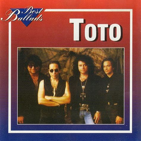 Cd Toto Best Ballads By Club toto best ballads cd at discogs