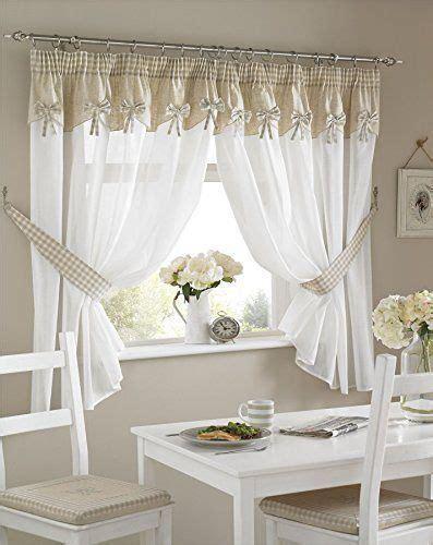 tende con anelli incorporati m 225 s de 100 fotos de cortinas de cocina modernas