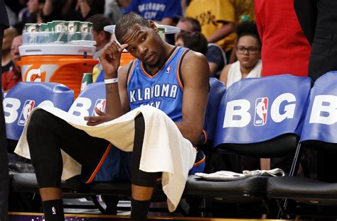 kevin durant max bench now what for oklahoma city the cauldron