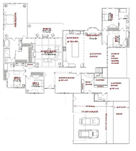 house plans 3000 to 4000 square plougonver