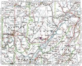 jackson co al site map of 5 of 8