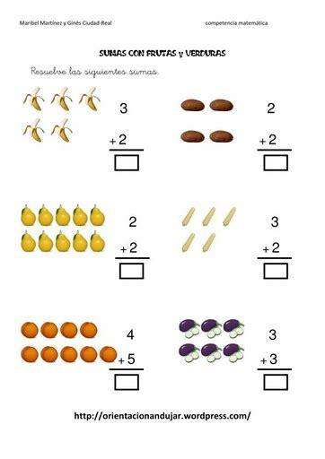 preguntas con kilogramos ejercicios infantiles de matematicas infantiles de sumar