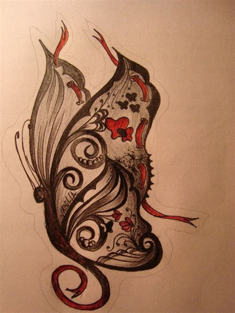 Butterfly Tattoo Japanese | japanese butterfly tattoo in the near future