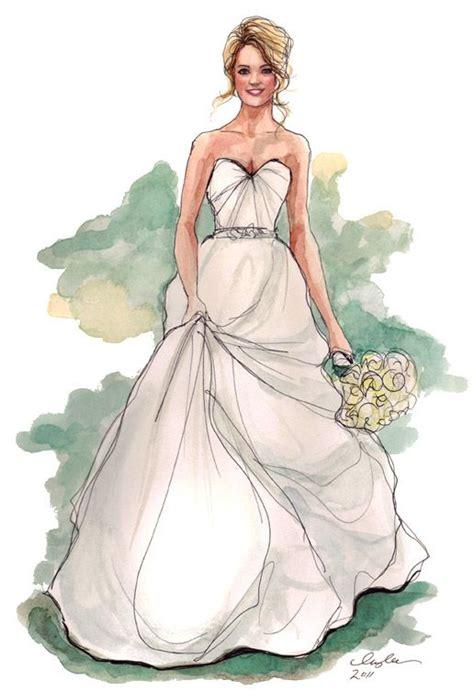 braut zeichnen braut bride hochzeitstag wedding anniversary