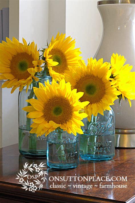 sunflowers decorations home sunflower home decor on pinterest sunflower kitchen