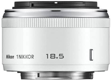Nikon 1 Nikkor 18 5mm F 1 8 White bol nikon 1 nikkor 18 5mm f 1 8 wit