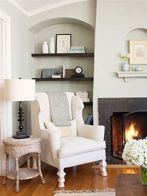 cozy chairs for living room bhg style spotters