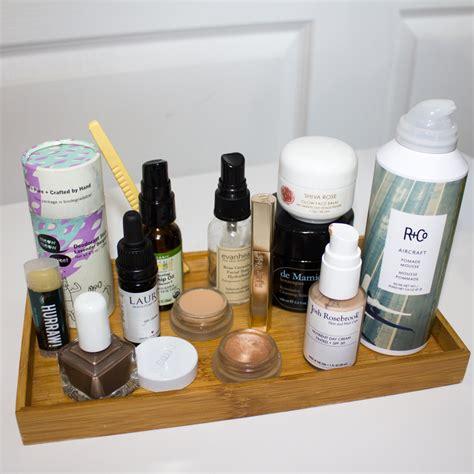 Lipstik Skin Care vegan update minimal skin care makeup routine