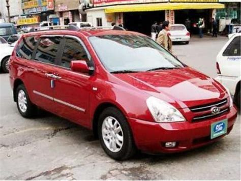 Kia 2005 Problems Used 2005 Kia Carnival Photos