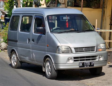Suzuki Carry Indonesia File Suzuki Every Front Denpasar Jpg Wikimedia Commons