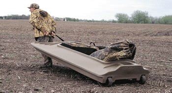 lightweight duck hunting boats the sneak boat or layout boat