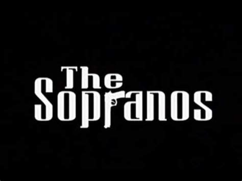 theme music sopranos the sopranos theme song woke up this morning youtube