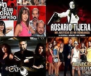 ranking de mejor narco novela colombiana listas en 20minutos la narco televisi 243 n verbien magazin