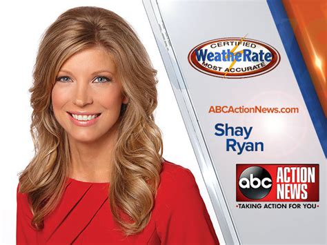 is shay still the meteorologist at wfts tv in ta fl shay ryan story abcactionnews com ta bay news