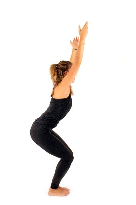 chair pose 6 key preparatory poses to help you transition from
