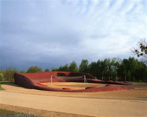 Landscape Architecture Bureau Waldpark In Potsdam By Bureau B B