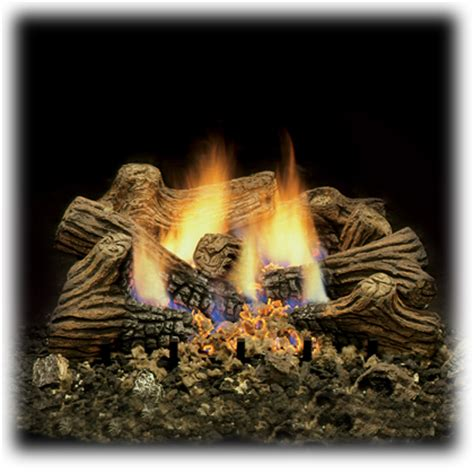 rockwool for fireplace gas logs ventless gas logs and vent free gas logs by monessen