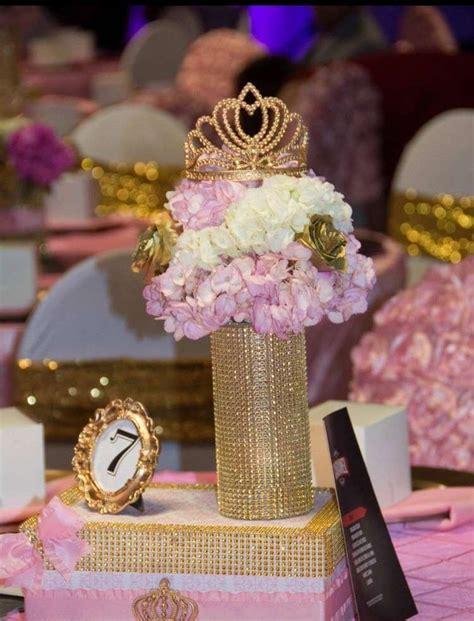 Princess Birthday Party Ideas Princess Birthday Princess Themed Centerpiece Ideas