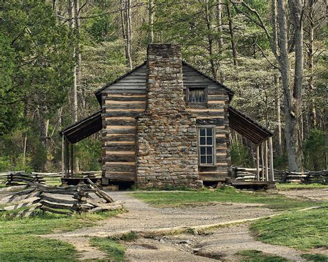 Oliver Cabin by Oliver Cabin By Tnbackroads Photography