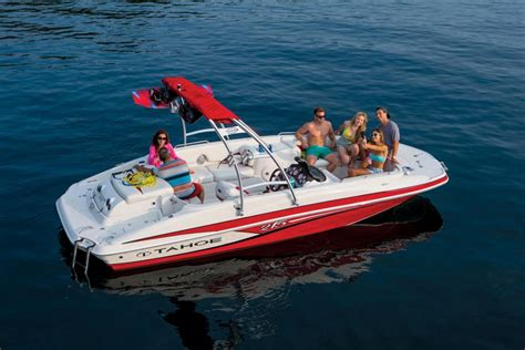 tahoe boats build tahoe boats deck boats 2016 215 xi photo gallery