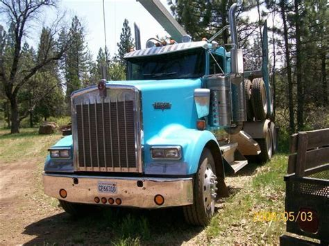 kenworth trucks for sale in california used kenworth heavy duty logging truck for sale california