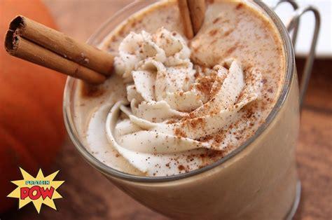 i proteine latte pumpkin spice protein latte
