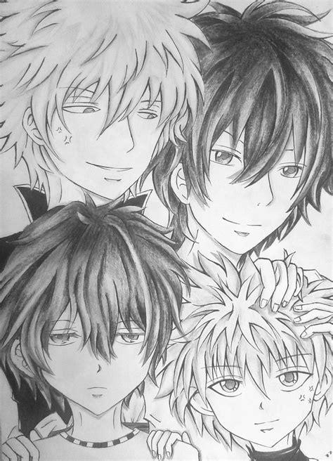 anime curly hair anime boy curly hairstyles