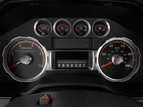 download car manuals 2008 ford edge instrument cluster image 2008 ford super duty f 250 2wd crew cab 172 quot lariat instrument cluster size 1024 x 768