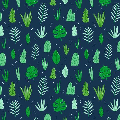 jungle pattern fabric jungle leaves pattern wallpaper stolenpencil spoonflower
