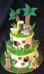 jungle baby shower cakes jungle theme baby shower cake babyshower ideas gifts