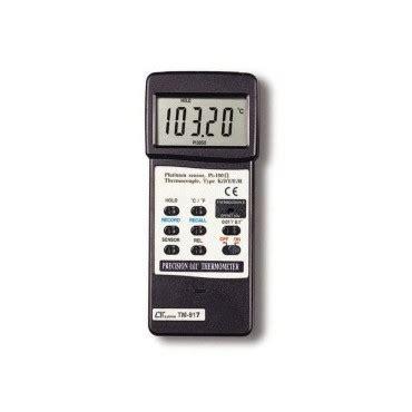 Jual Thermometer Lutron lutron tm 917 duta persada instruments jual alat survey dan alat ukur berkualitas
