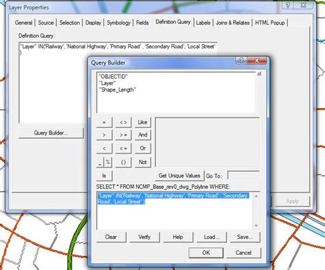 data view vs layout view arcgis autocad geoplanit