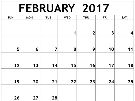 printable calendar september 2017 canada printable february 2017 calendar canada calendar and images