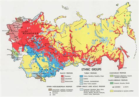 russia linguistic map nationmaster maps of soviet union 36 in total