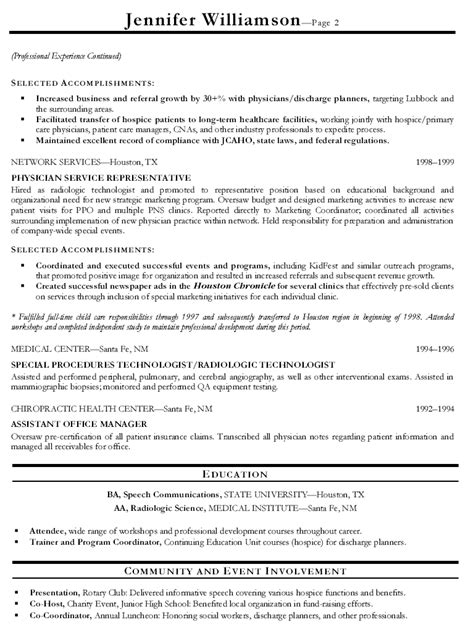 college admissions officer sle resume offshore