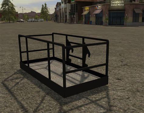 Basket Ls by Work Basket V 1 0 Fs 17 Farming Simulator 17 Mod Fs