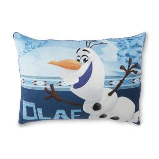 disney frozen toddler plush cushion bed rest pillow brand disney frozen microfleece bed pillow olaf home bed