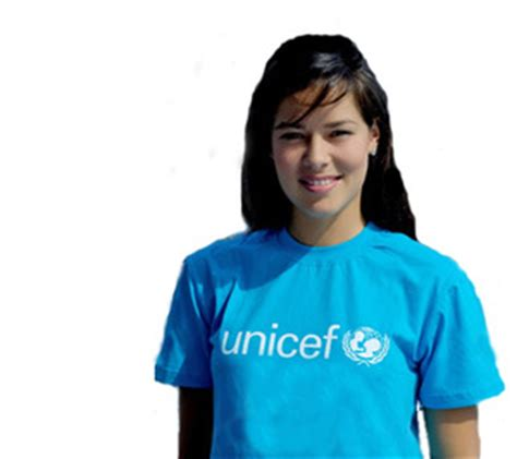 official unicef t shirt who wear use or