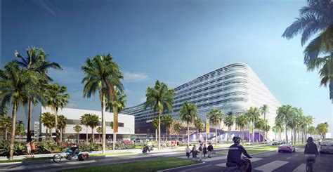 designboom big big miami beach convention center proposal